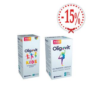 Apoteka PLUS-oligovit