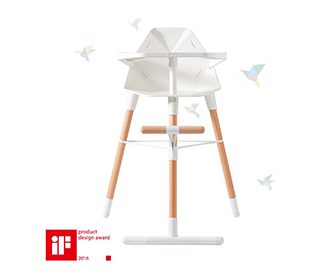 Farlin stolica za hranjenje koja raste sa bebom