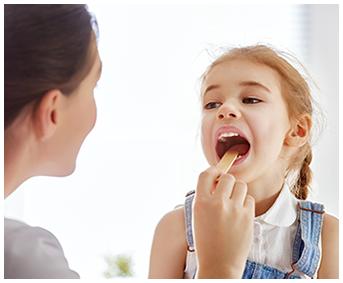 Immunotrofina i upala krajnika kod dece