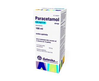 Paracetamol Galenika