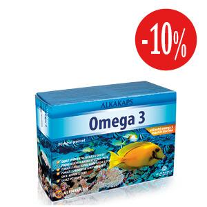 Apoteka plus - alkakaps omega 3