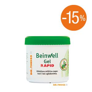 apoteka plus - Beinwell Gel Rapid