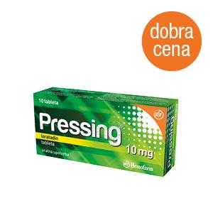 apoteka plus - pressing