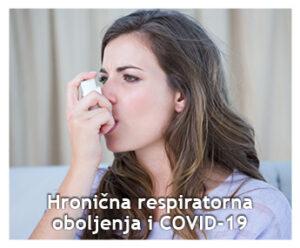 Respiratorna hronična oboljenja i COVID-19