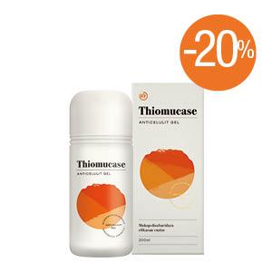 Thiomucase gel