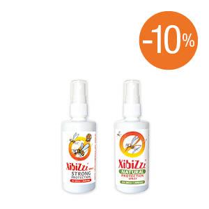 Xibizzz strong i natural protection sprej