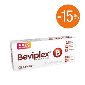 ApotekapLUS-Beviplex B