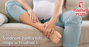 Sindrom nemirnih nogu u trudnoći