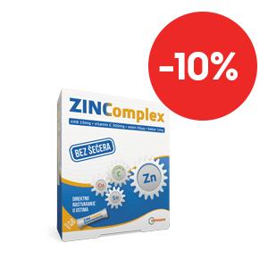 ApotekapLUS-Zincomplex