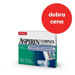 ApotekaPLUS-Aspirin complex