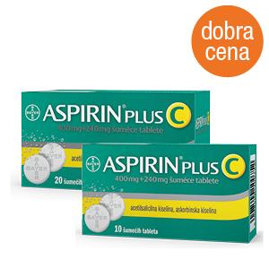 Apoteka plus - aspirin