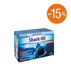 Alkakaps Shark Oil