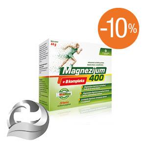 Magnezijum 400 + B komplex