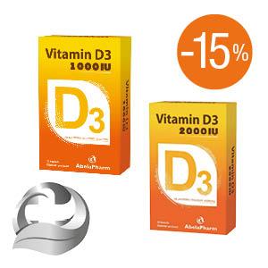 Vitamin D caps 1000ij i od 2000