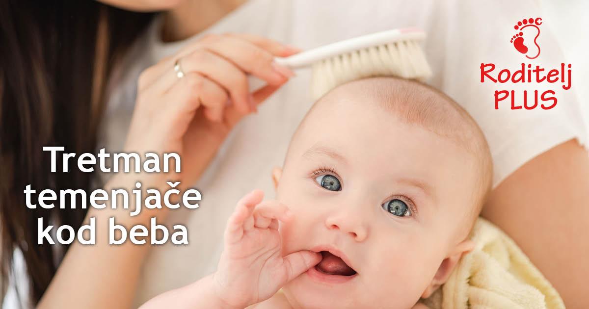 temenjača kod beba