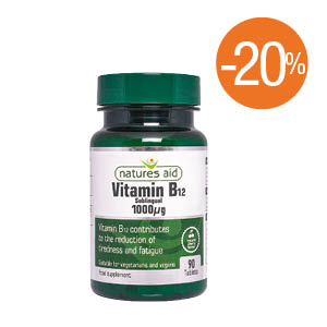 Natures Aid Vitamin B12